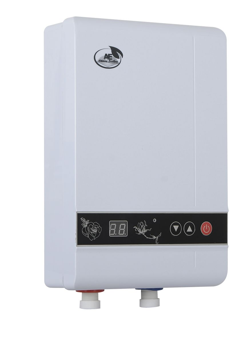 Sa 39 s no 1 induction geyser new tankless instant water Instant water heater