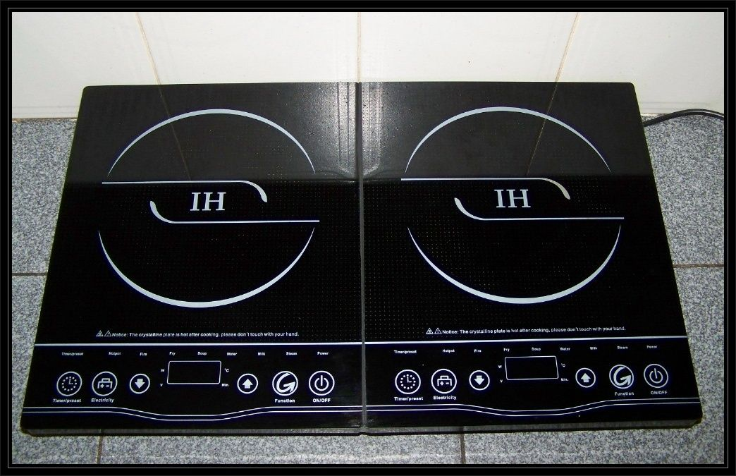 GTA 12-2 Induction cooker